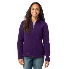 Eddie Bauer Full Zip Fleece Ladies Jacket - EB201